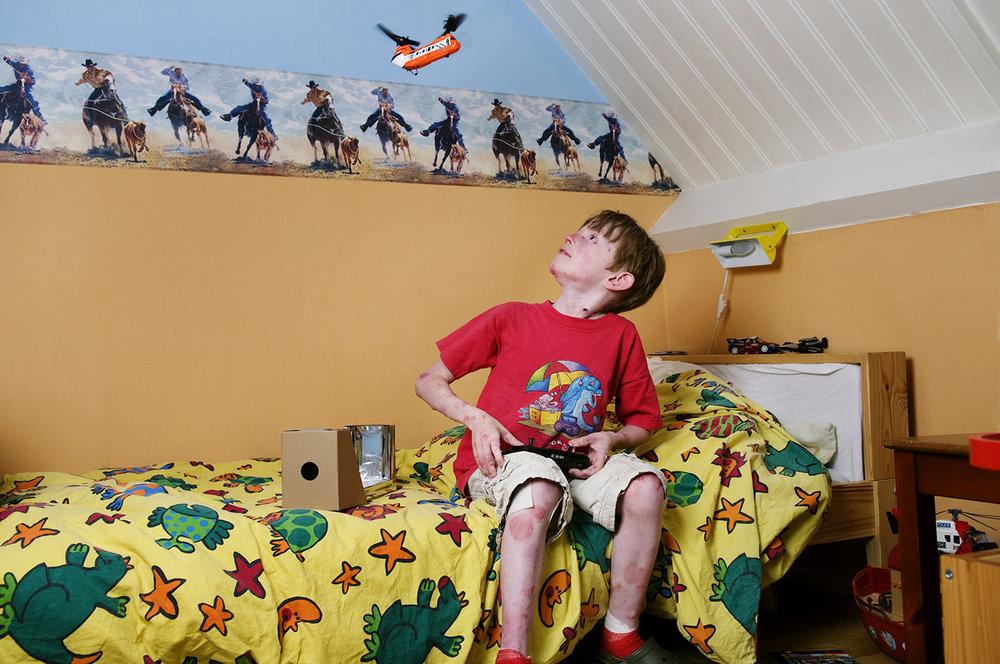 Stichting Vlinderkind/ Butterfly Children