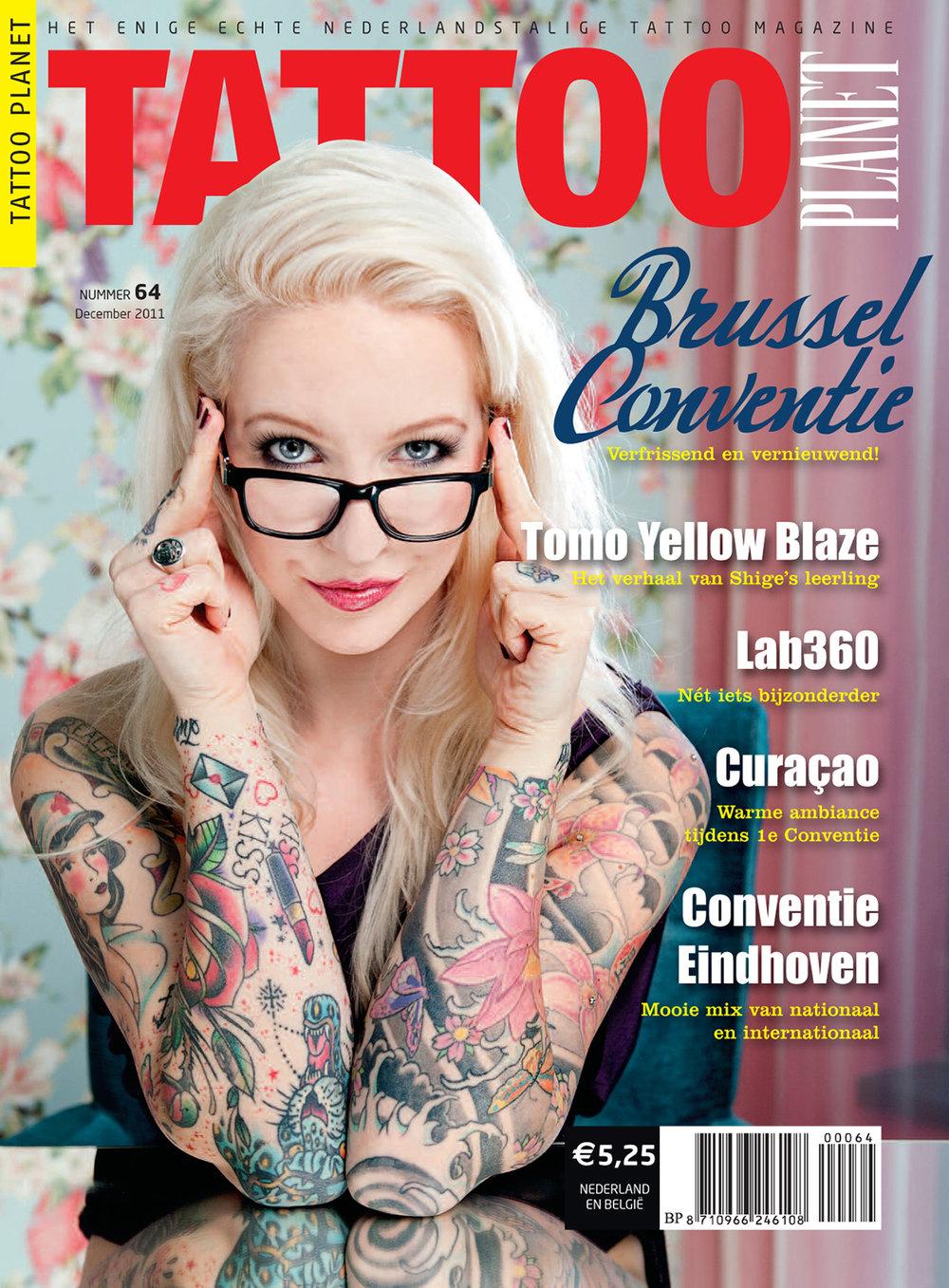 Tattoo Planet Magazine
