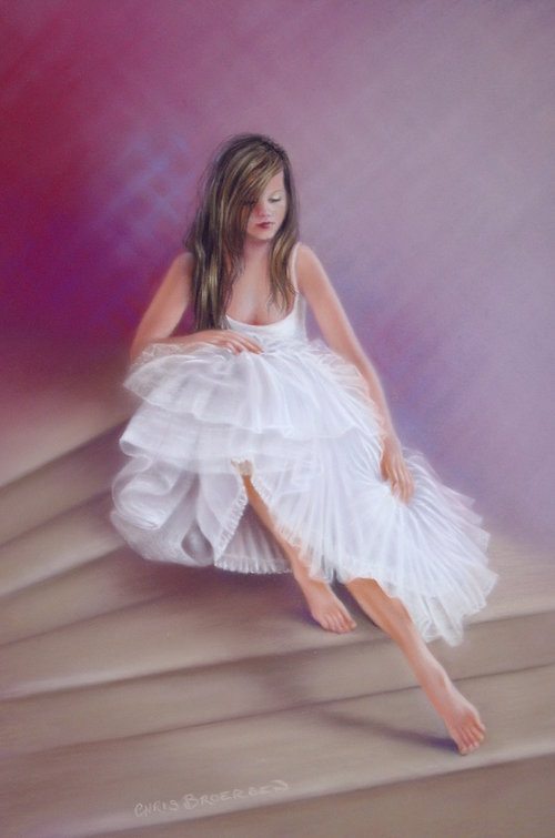 The Girl in the Petticoat