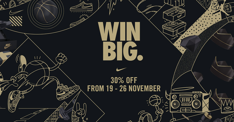 new arrival d9e8a 7d9fd Black Friday at Nike Factory Store