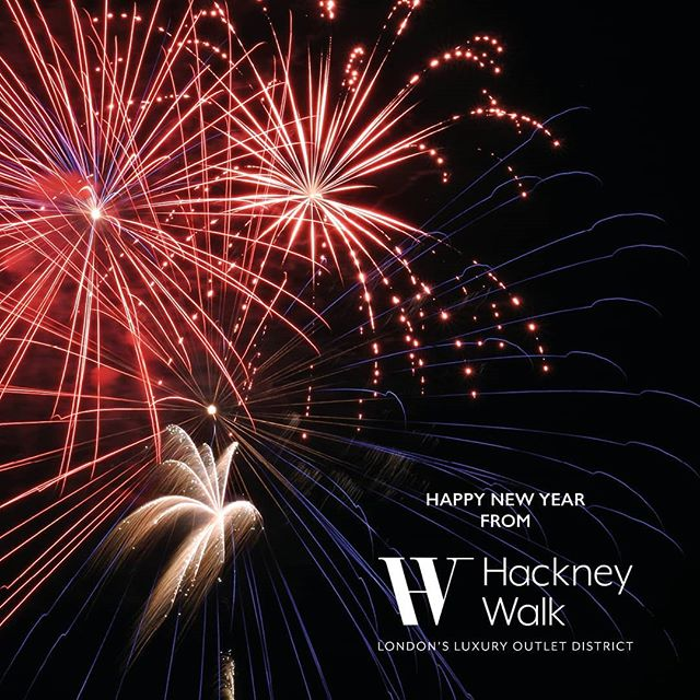 Happy New Year from everyone at Hackney Walk! How will you be spending the first day of 2019? Let us know in the comments below! ✨💫🎆