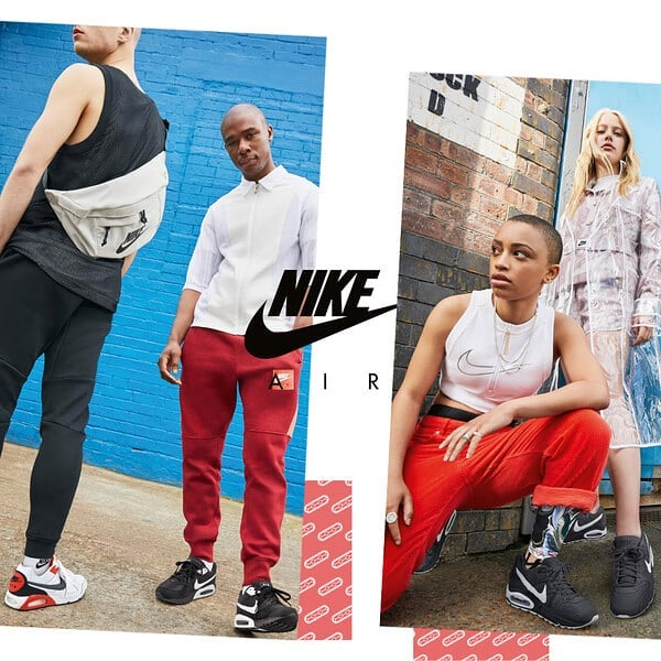 It's that time of the year again! Celebrate all things Air Max this month at @Nike Hackney Walk! 💥