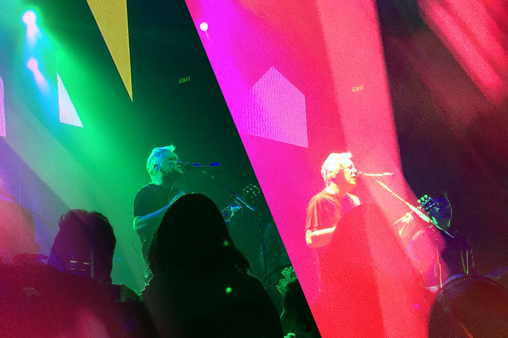 New Order • Live at The Sydney Opera House 2016