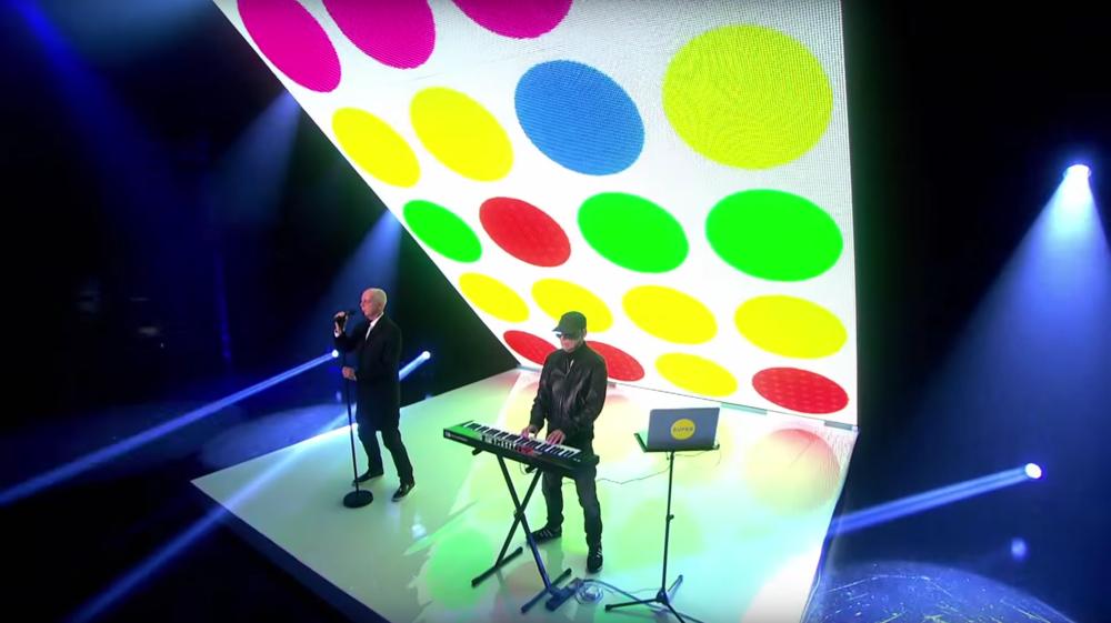 Copy of Pet Shop Boys • The Graham Norton Show 2016