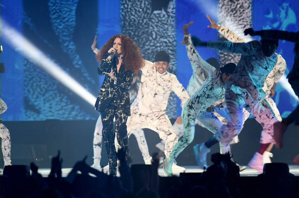 Jess Glynne • The Brit Awards 2016
