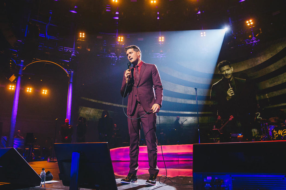 Michael Buble • Apple Music Festival 2016
