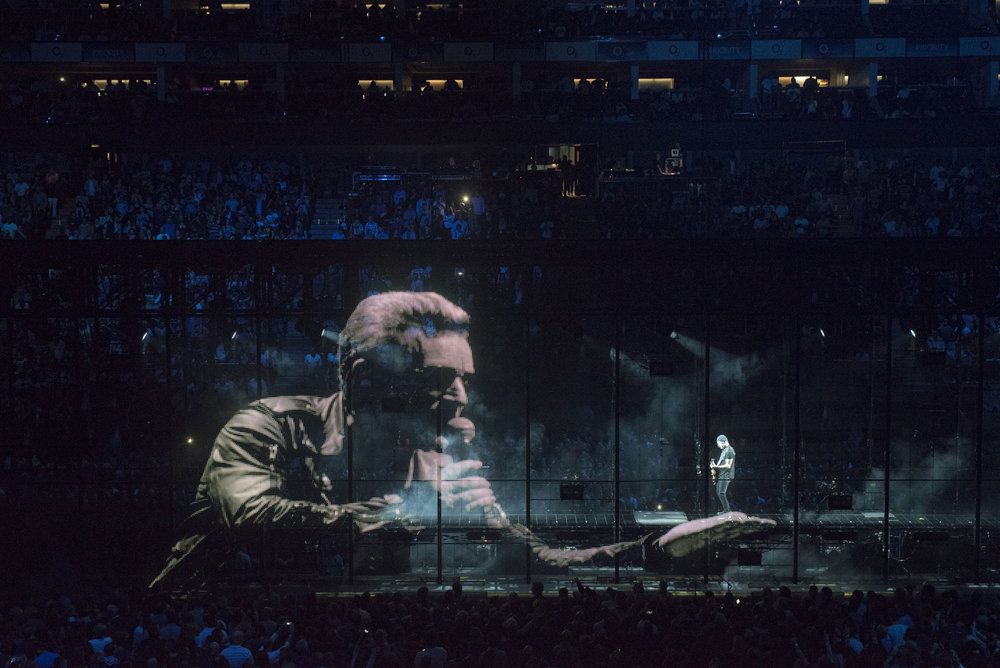 U2 • Innocence and Experience Tour 2015
