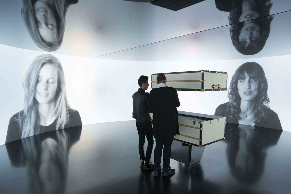 Louis Vuitton • Series 3 Exhibition 2015