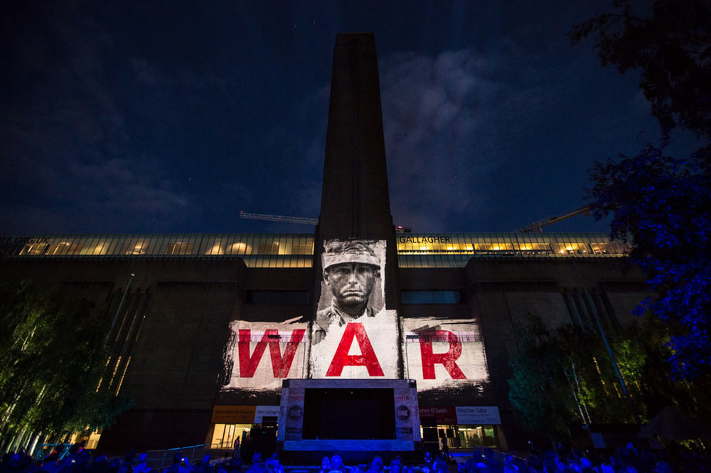 Agit8 • Tate Modern 2013