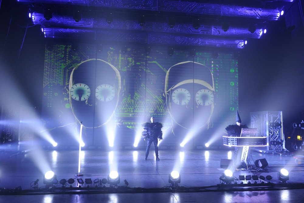 Pet Shop Boys • Electric Tour 2013