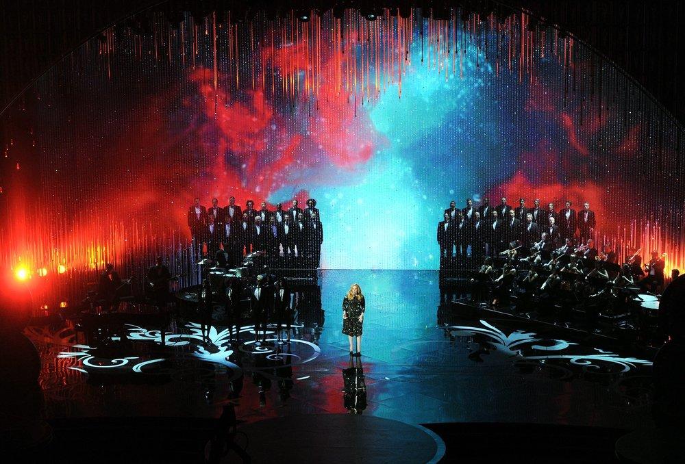 Adele • The 85th Academy Awards 2013