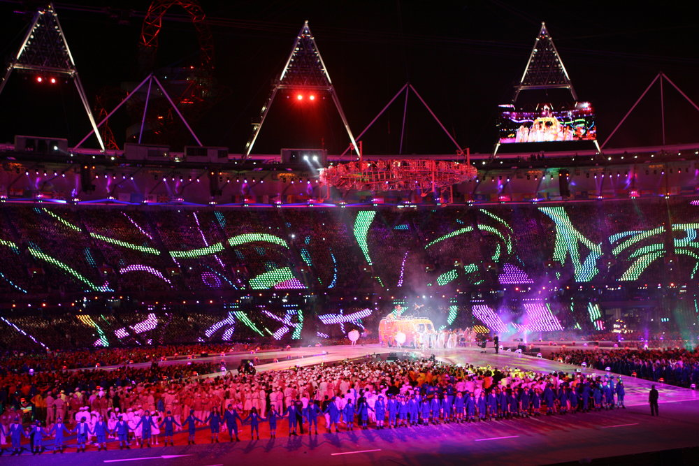 London 2012 Olympic Games • Closing Ceremony