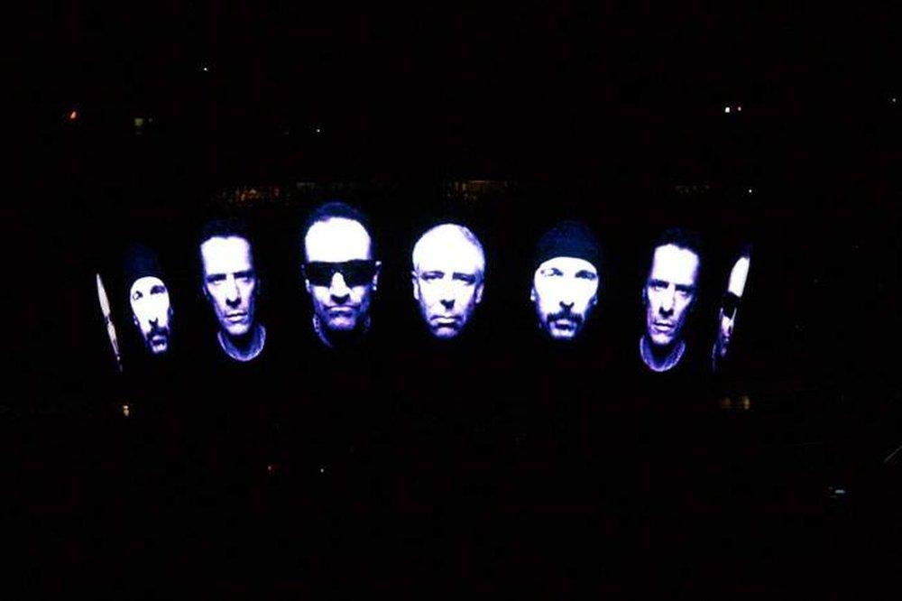Copy of U2 • 360 Tour 2011