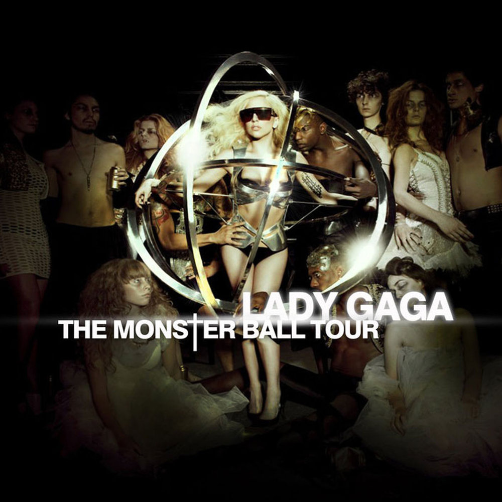 Lady Gaga • Monster Ball Tour 2011