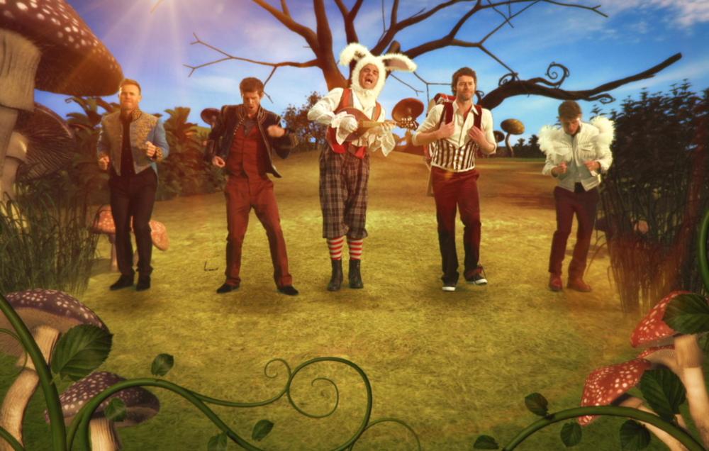 Copy of Take That • Progress Tour 2011