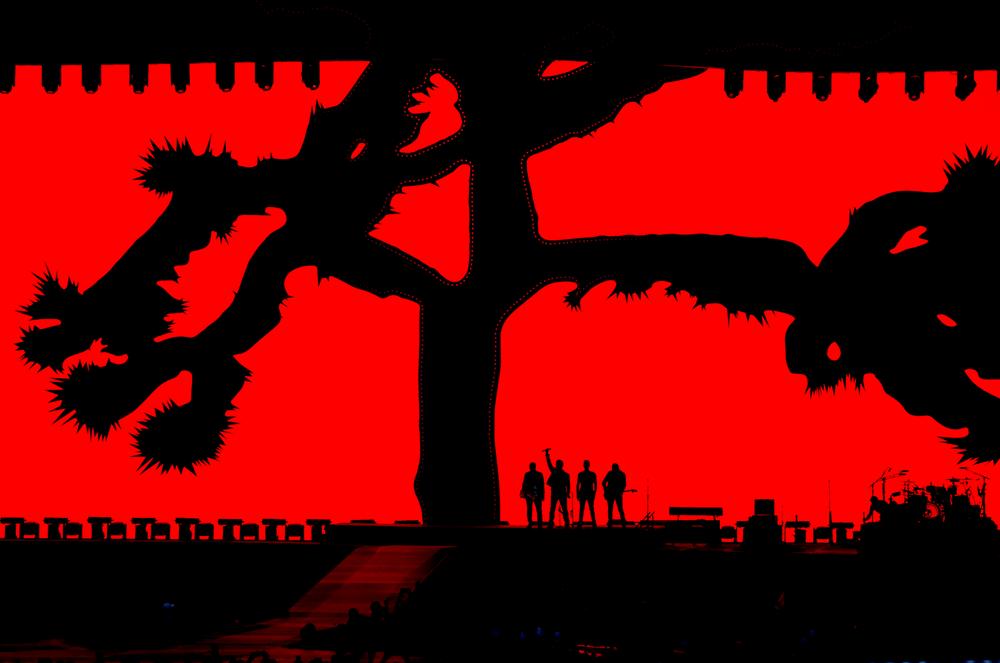 Copy of U2 • The Joshua Tree Tour 2017
