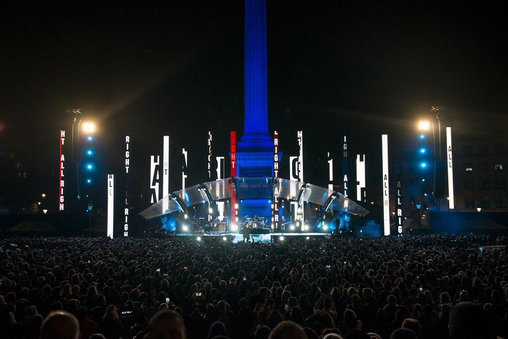 U2 • MTV EMAs 2017