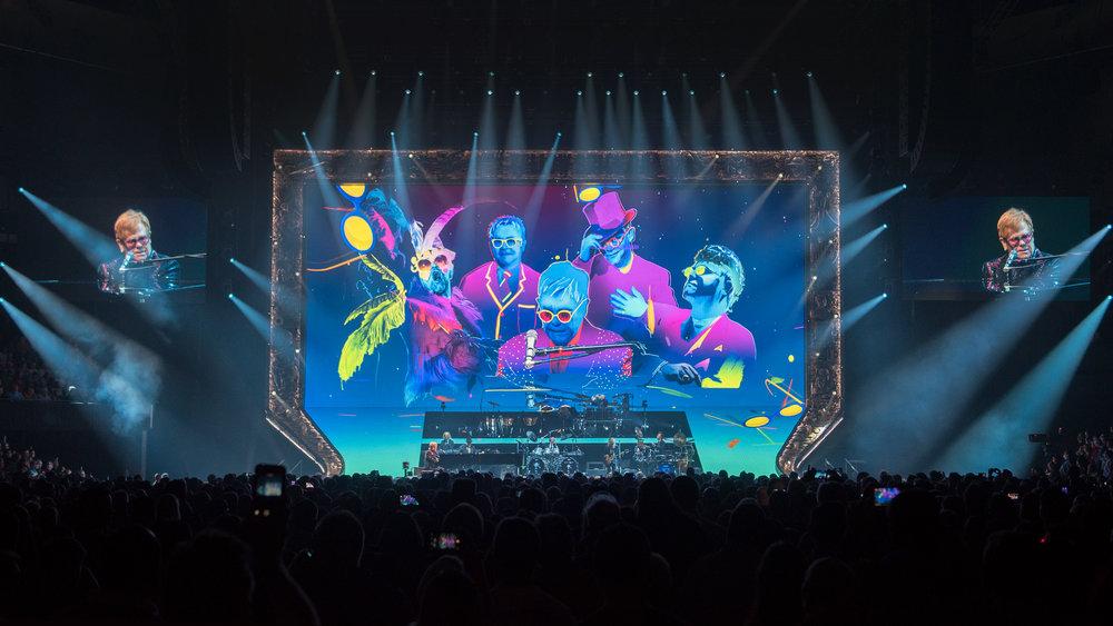 LDI | Elton John | Farewell Yellow Brick Road 2018 | Part 1