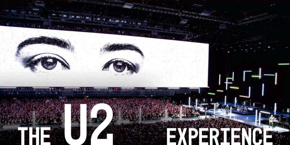 IQ Magazine | The U2 Experience 2018