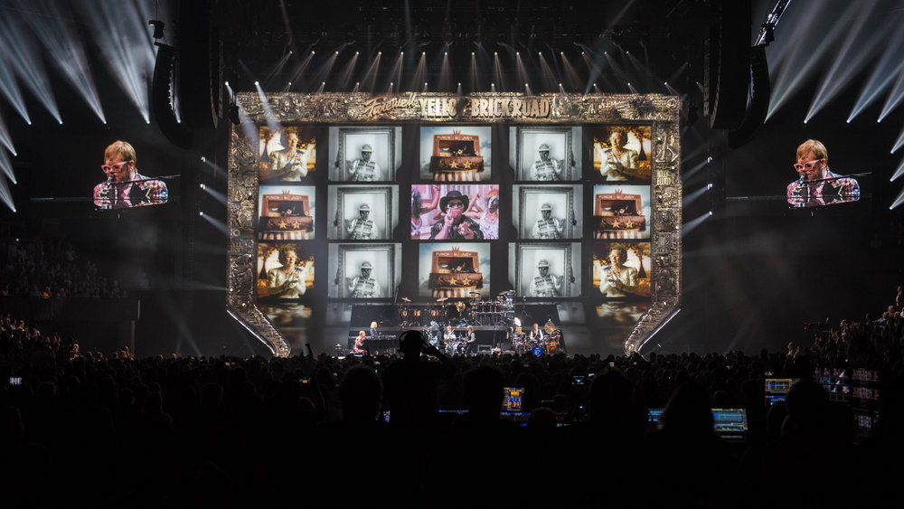 LDI | Elton John | Farewell Yellow Brick Road 2018 | Part 2