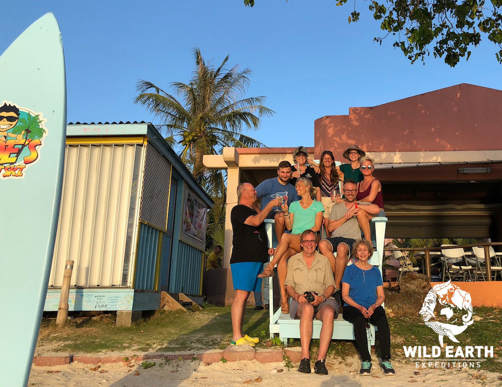 Explorers in Guam - Philippines & Palau - Wild Earth Expeditions