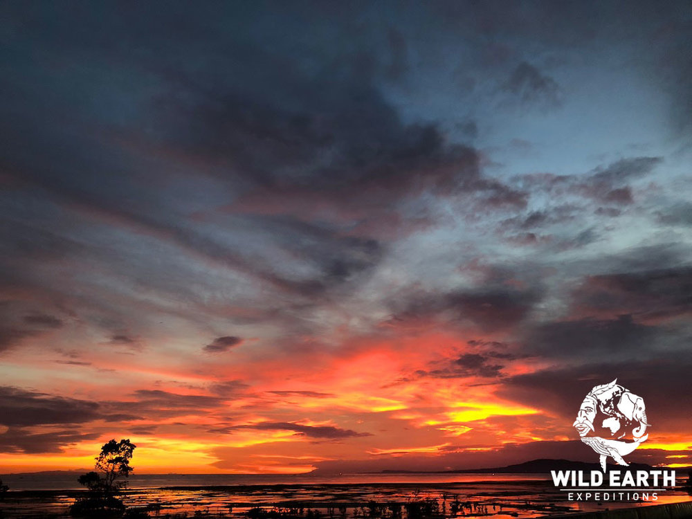 Sunset - Philippines - Wild Earth Expeditions