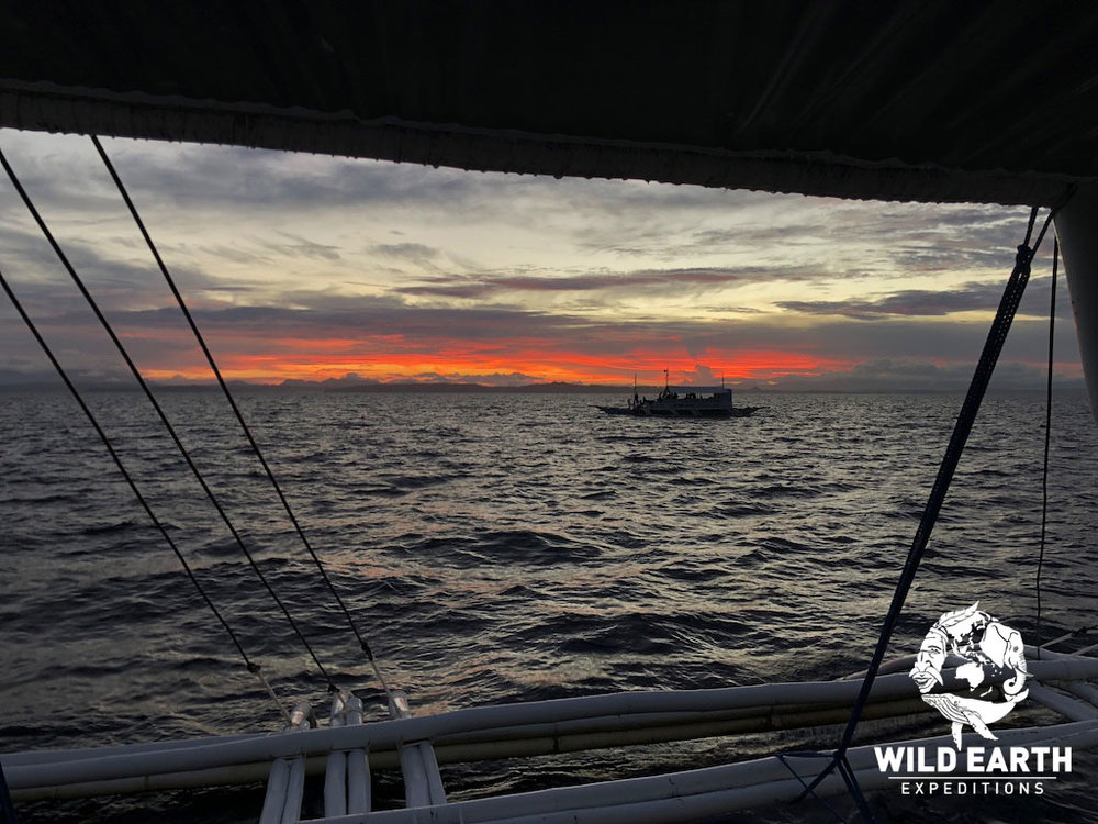 Sunset, Malapascua - Philippines - Wild Earth Expeditions
