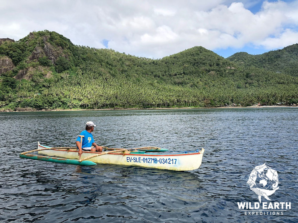 'boat traffic' - Philippines - Wild Earth Expeditions