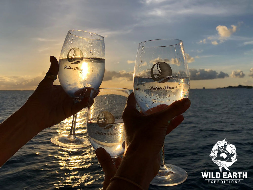 'Sundowners' - Palau - Wild Earth Expeditions