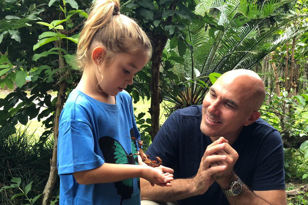 Coco & Thomas - Australia - Wild Earth Expeditions