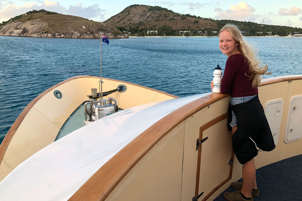 Onboard the Spirit of Freedom - Australia - Wild Earth Expeditions
