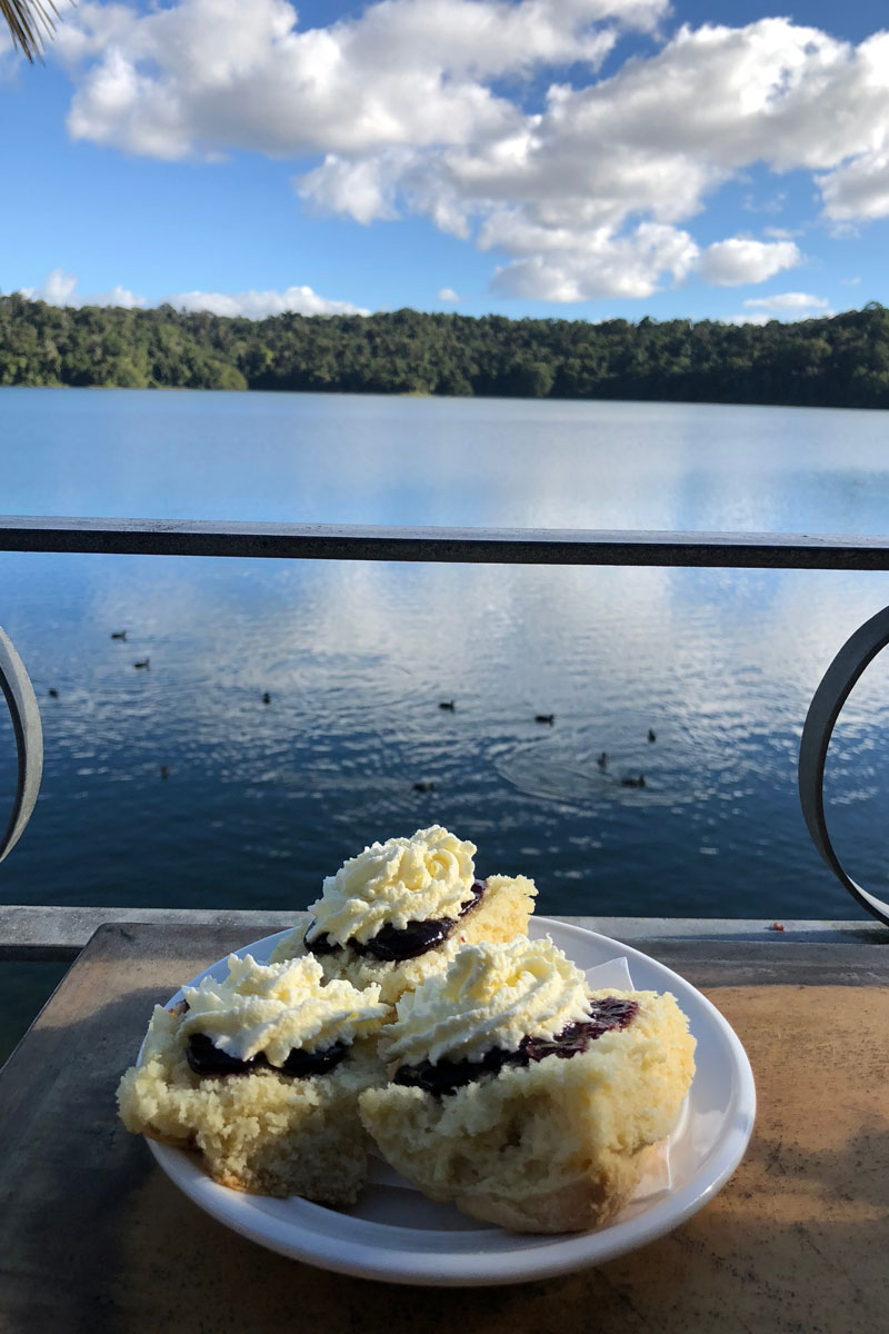 Afternoon tea - Australia - Wild Earth Expeditions