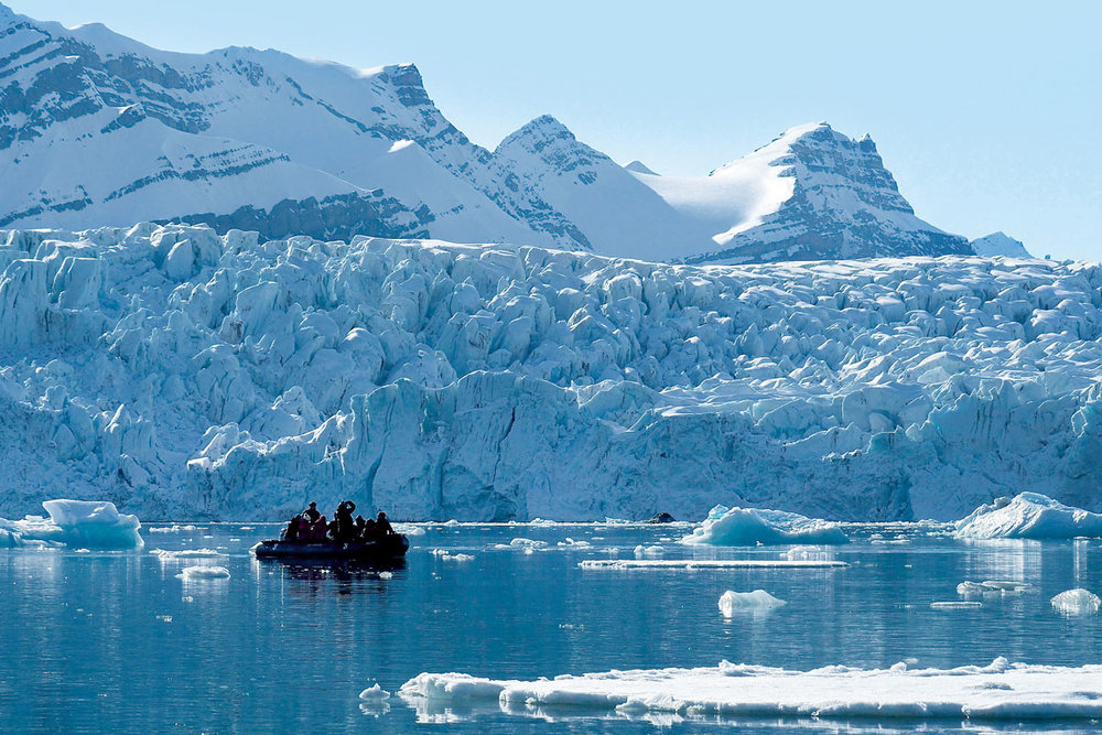 MS Stockholm - Zodiac Excursion - Wild Earth Expeditions