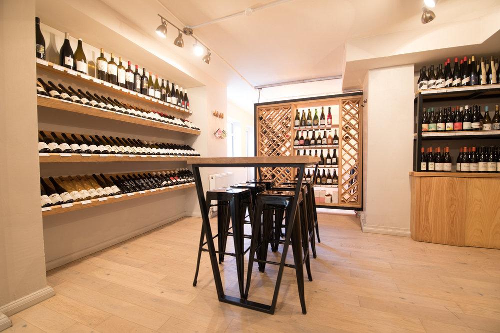 NEWCOMer wines - Dalston