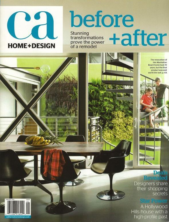 CA Home+Design / January 2012