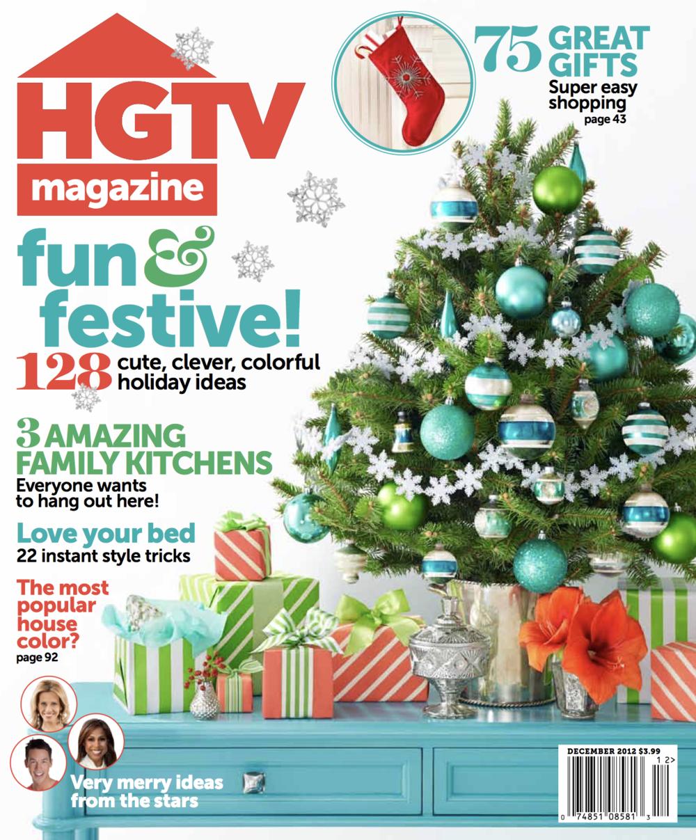 HGTV / December 2012