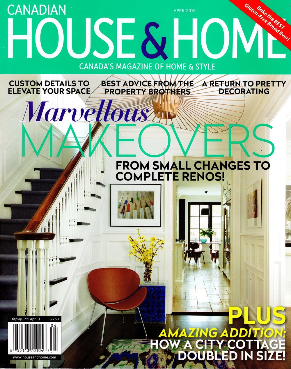 House & Home / April 2016