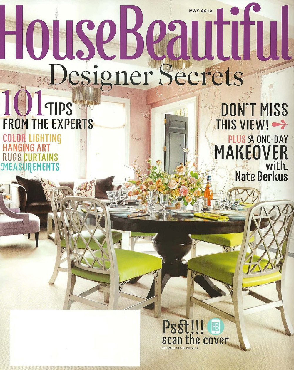 House Beautiful / May 2012