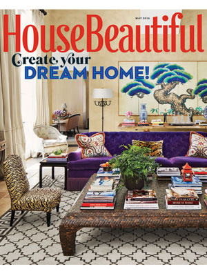 House Beautiful / May 2014