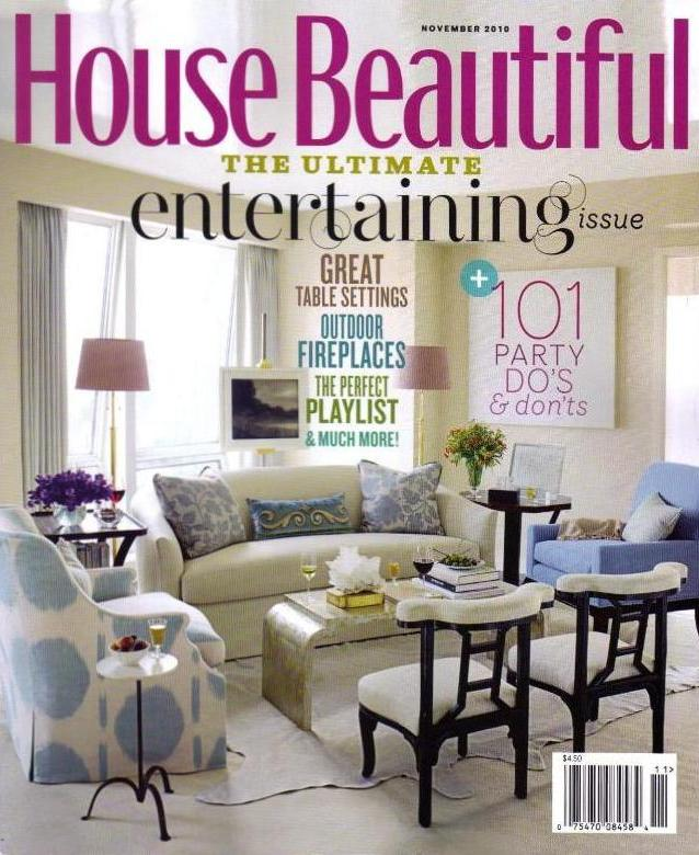 House Beautiful / November 2010