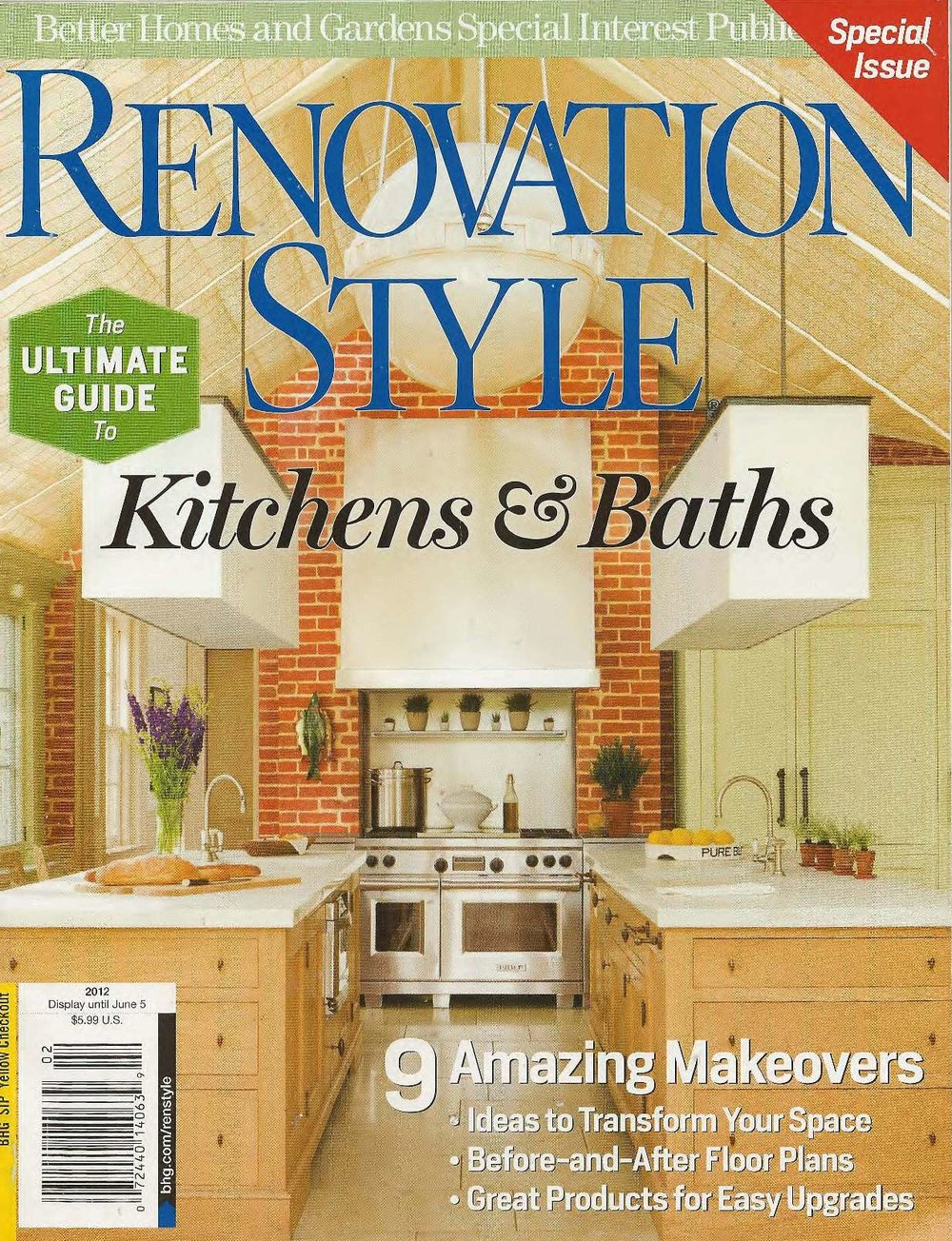 Renovation Style / May 2012