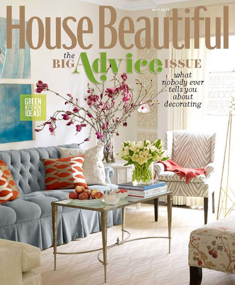 House Beautiful / May 2010
