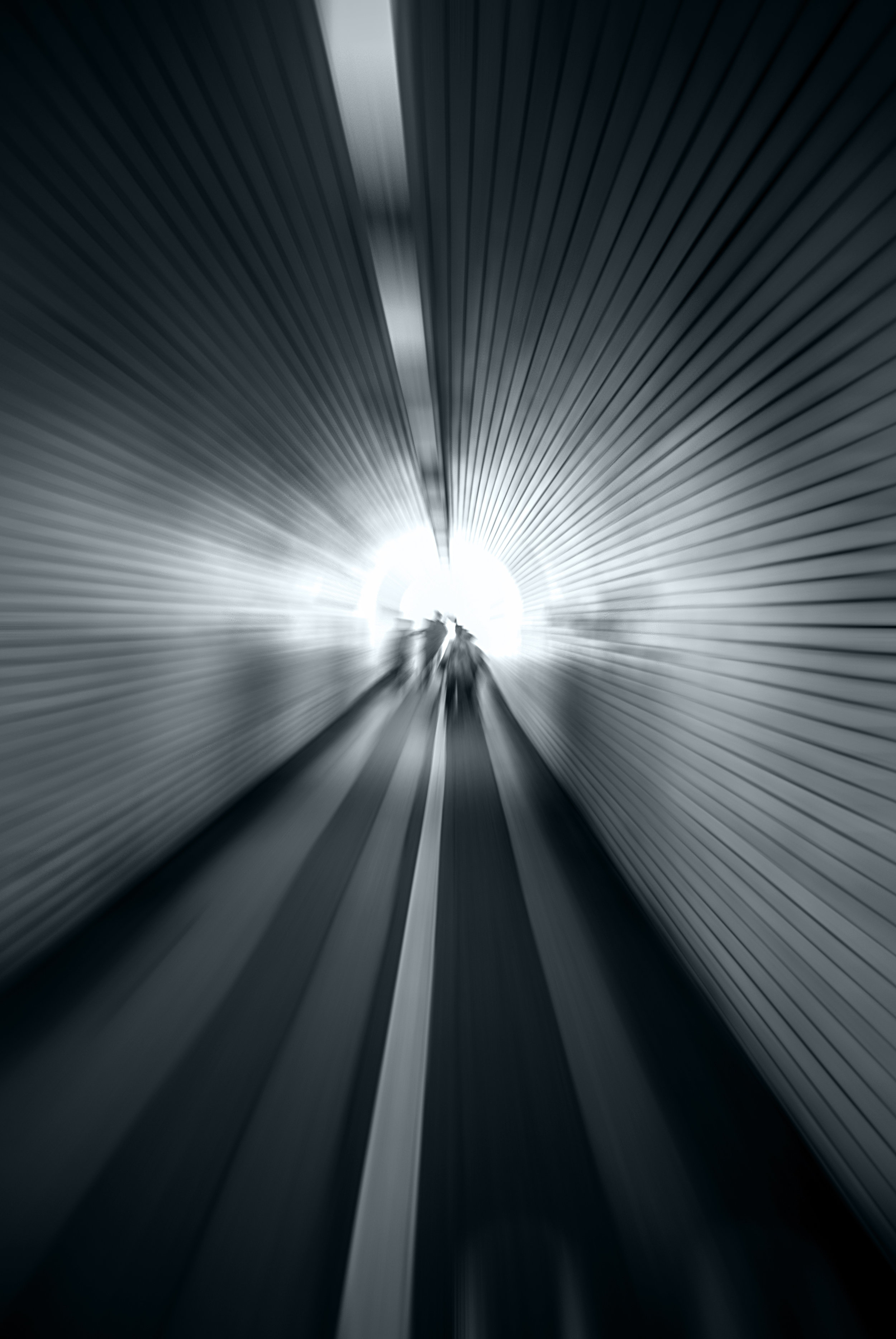 George Barker-Light at the end of the tunnel
