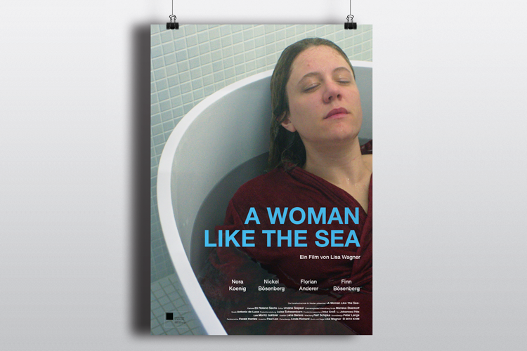 Woman-like-the-sea-Poster