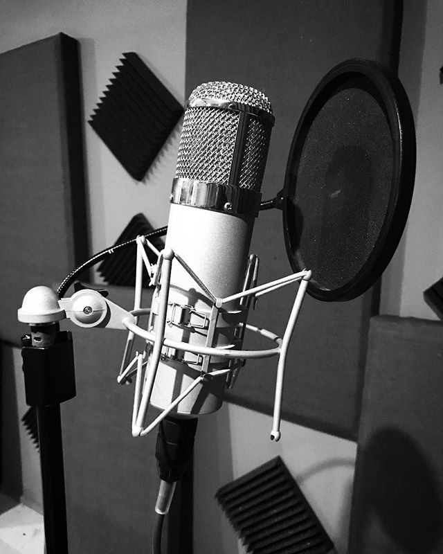 Vocals Day 1. Let's get saucy. . . . . . #waywardcity #localmusic #ctmusic #altrock #altnation