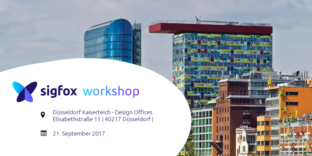 Sigfox Workshop I