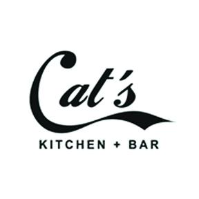 Cat's Bar + Kitchen   www.catskitchenandbar.com