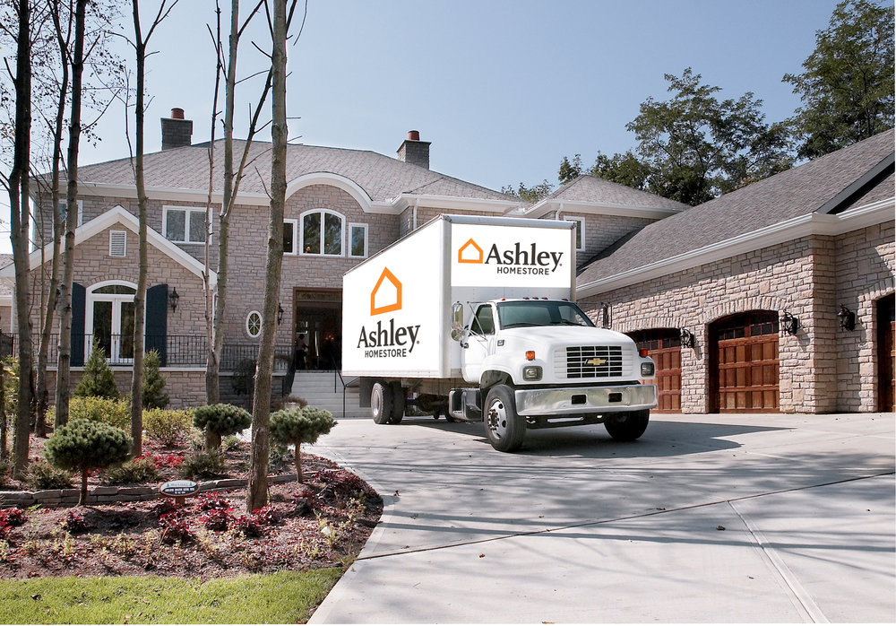 Track Delivery Ashley Homestore