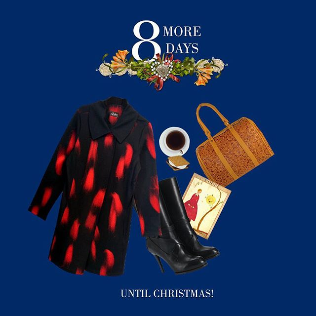 And the countdown begins! 🎄 Featuring our F/W '18 coat style number 23-5013. Check our website to find a boutique near you that carries Artex! • #fashion #holidays #christmas #christmascountdown #ootd #coat #cozy #winter #style #madeincanada #canada #shop