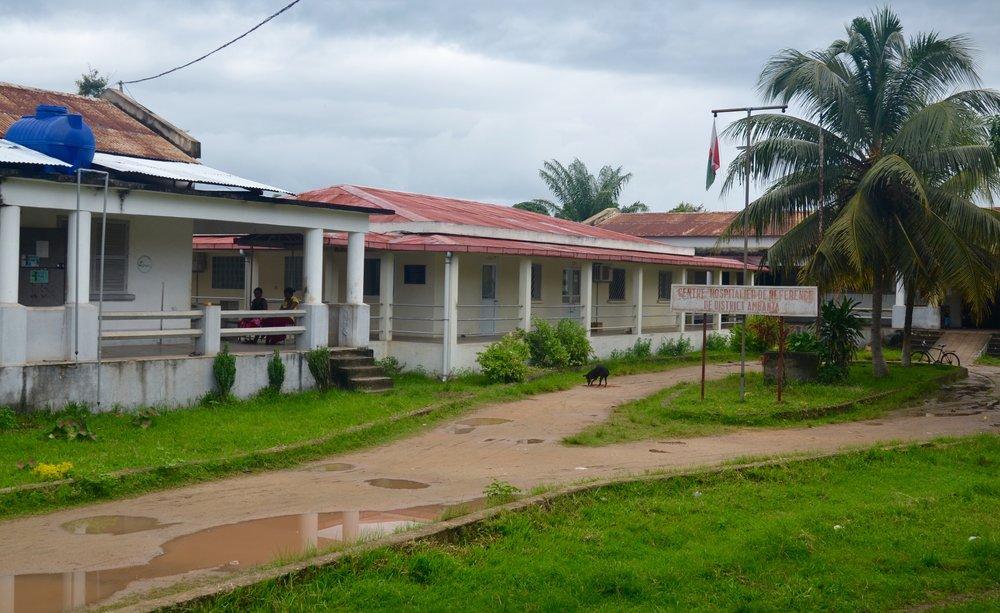 ambanja hospital
